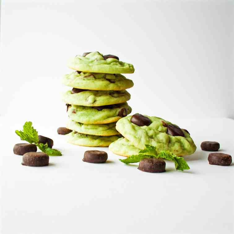 Mint Chocolate Chip York Mini Mint Patty C