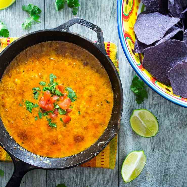 How to Make Amazing Fundido on a Stovetop