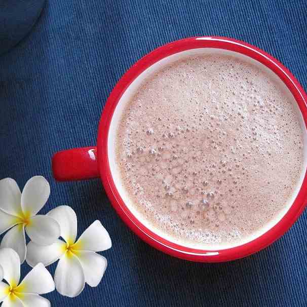 Homemade Hot Chocolate With Cocoa