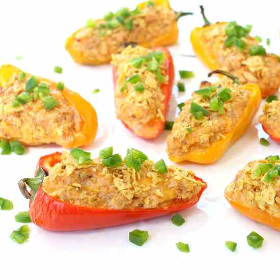 Taco Pepper Poppers