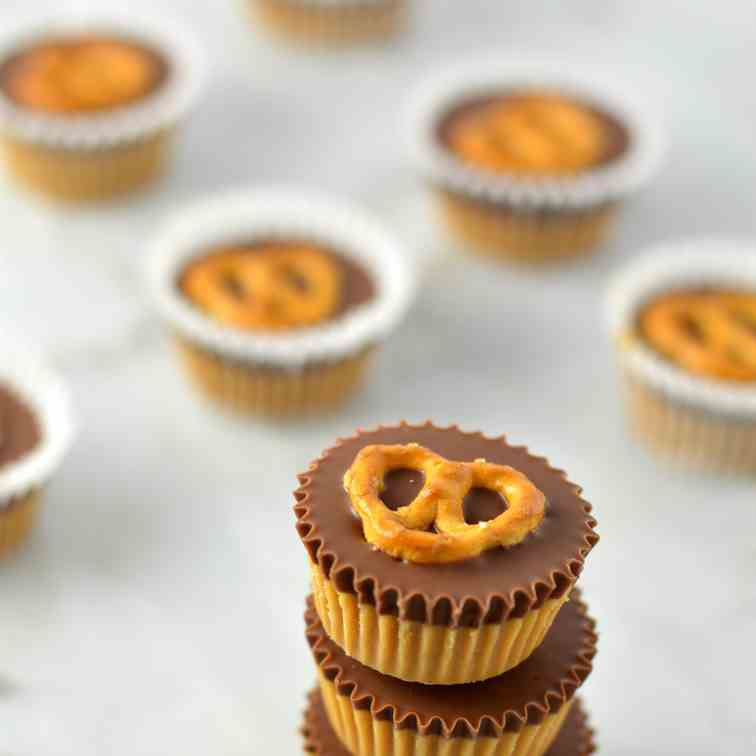 Chubby Hubby Nutella Cups