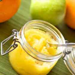 Apple and Orange Jam