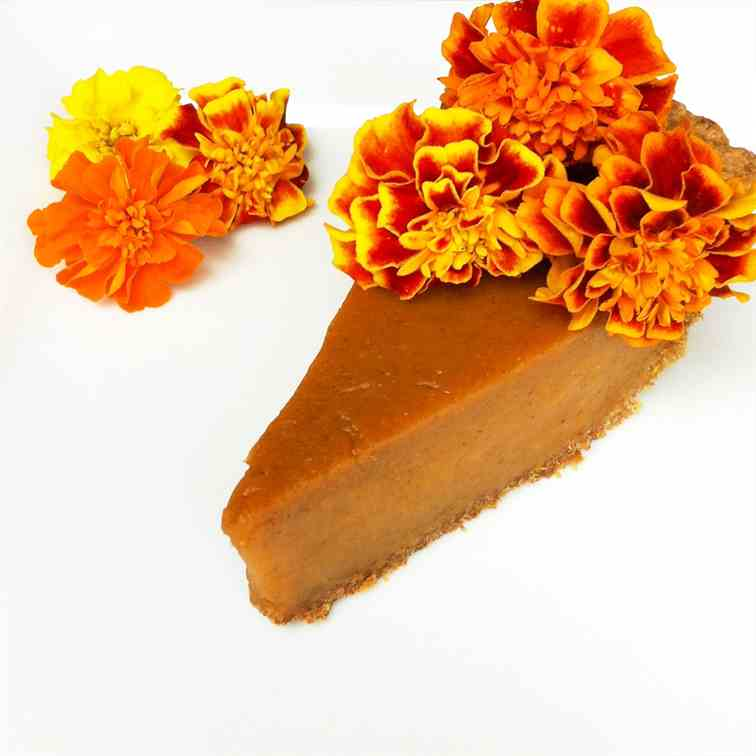 Best Vegan Pumpkin Pie