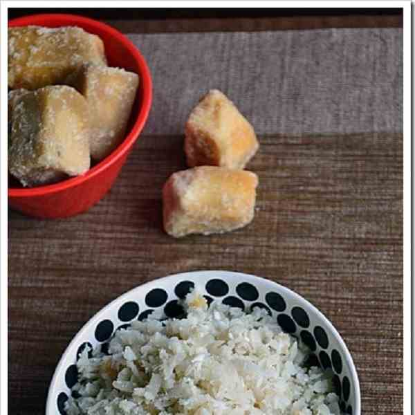 Sweet Beaten Rice - Bajil Bella Tarai