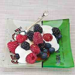 Fromage Blanc & Summer Berries
