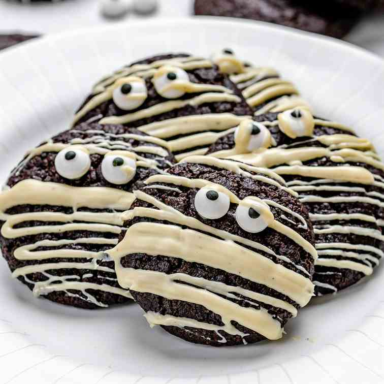 Easy Gluten Free Chocolate Cookies Recipe