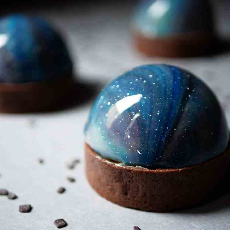 Milky Way Tartlets