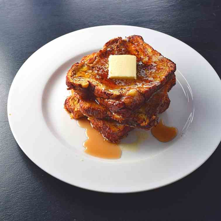 Improve Upon a Basic French Toast Recipe