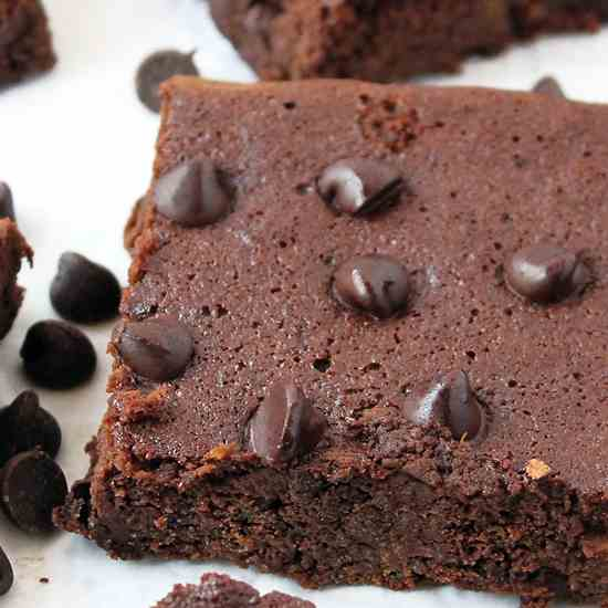 Gluten Free Double Chocolate Bars