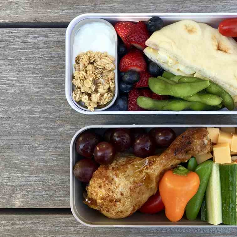School Lunch, Bento Style