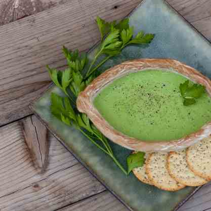 Spinachy Green Goddess Dip