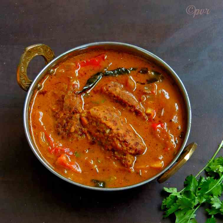 Vegetarian Fish Gravy