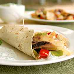 The Best Ever! Tex-Mex Chicken Fajitas