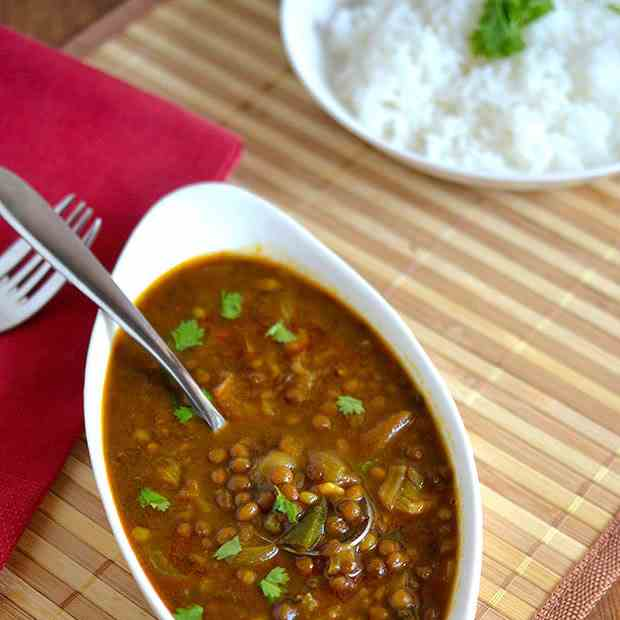 Whole Masoor (Brown) Dal