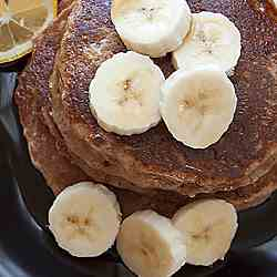 Spiced Coconut Pancakes