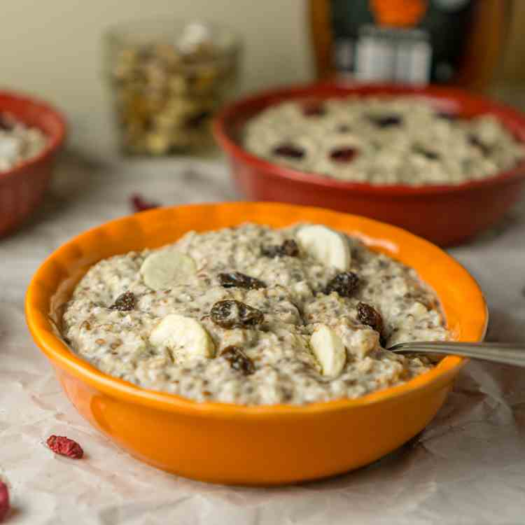 The Best Overnight Oats