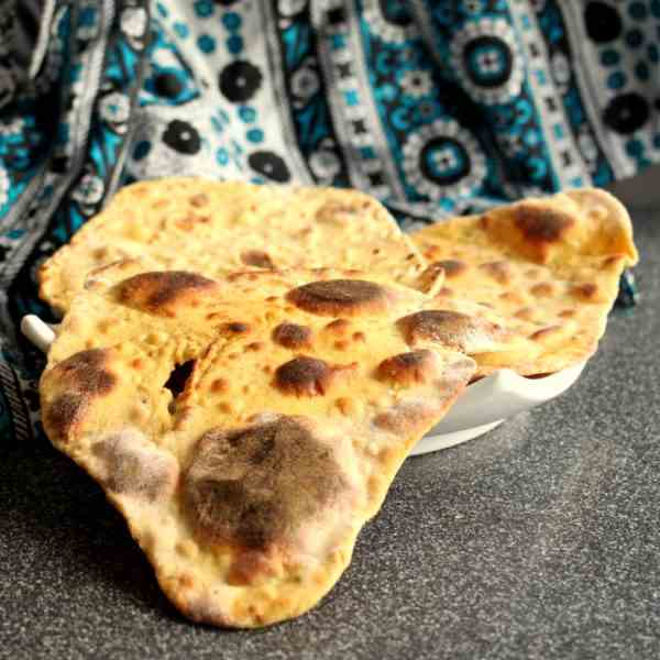 Paratha ~ Indian Flat-bread