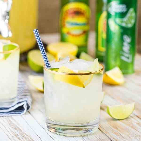Ginger Beer Party Punch