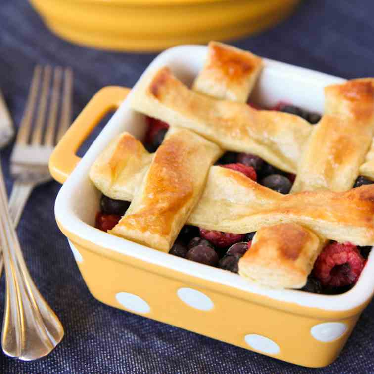 Lattice Top Berry Pie