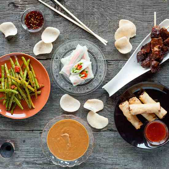 5 Irresistible oriental recipes