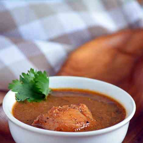 Fish Curry Indian Style recipe