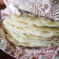 How to Make Flour Tortillas