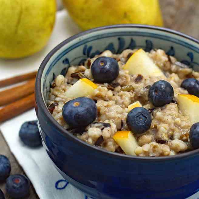 Multi Grain Hot Cereal