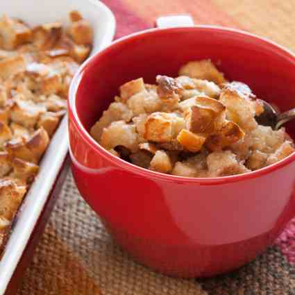 Crusty Apple Cobbler