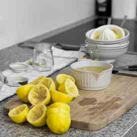 What To Do With Leftover Lemons