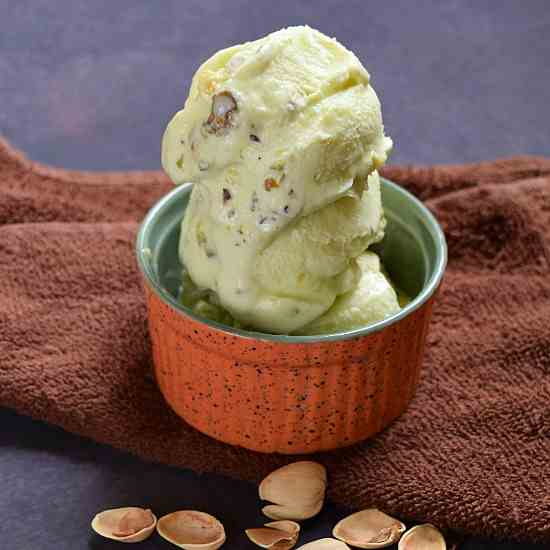 Pistachio Icecream - Kulfi