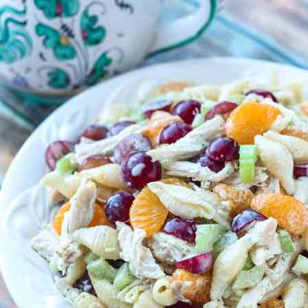 Fruit - Chicken Pasta Salad