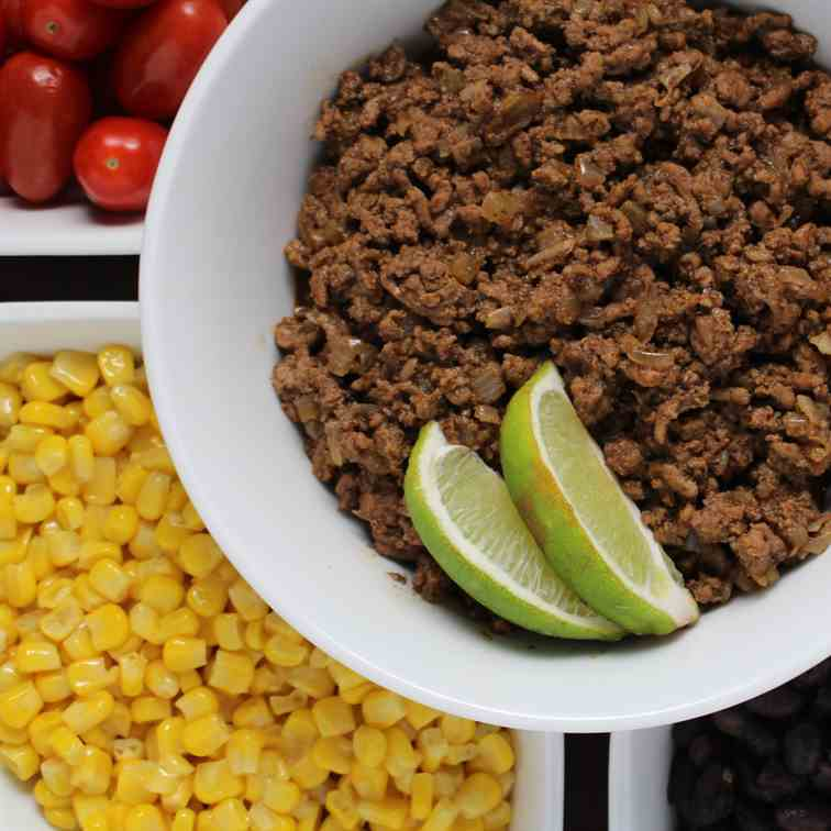 Easy Beef Taco Meat