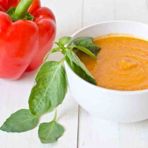 Red Pepper - Red Tomato Soup