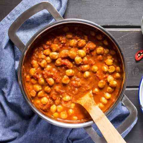 Vegan chana masala