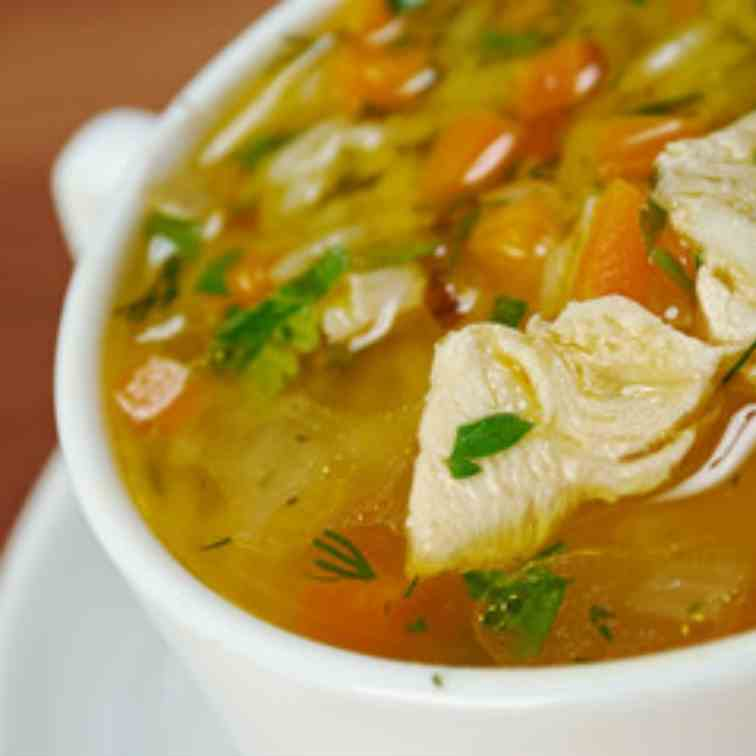 Turkey - Sweet Potato Stew