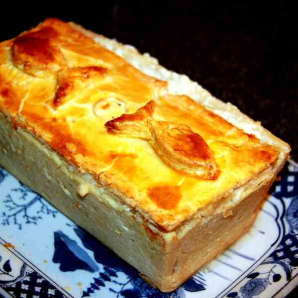 Fish Pie - Terrine