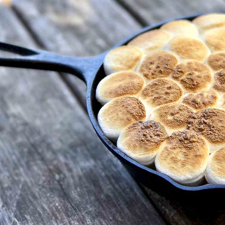 Oven Skillet S'mores