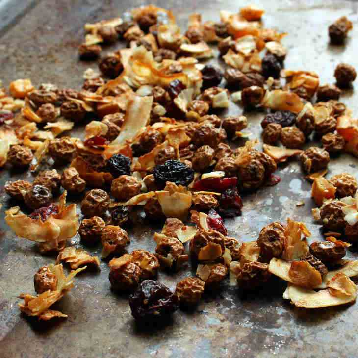 AIP Tigernut Granola Recipe