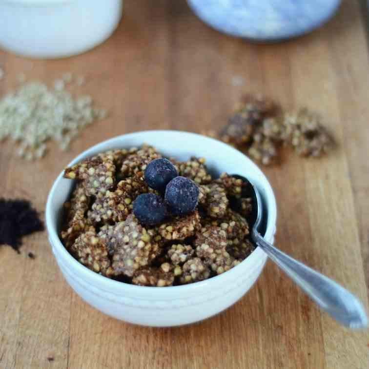 Buckwheat Superfood Cereal