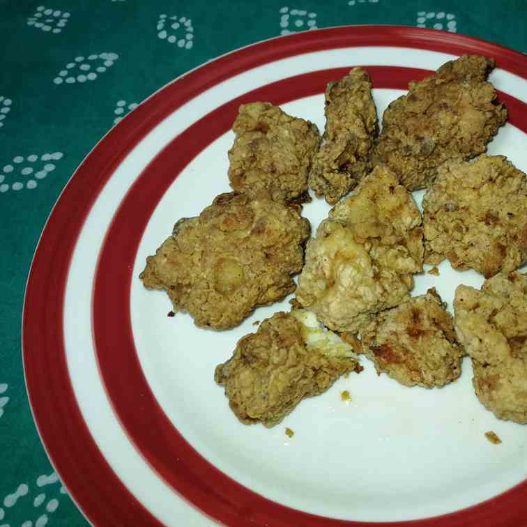 South Indian Style KFC chicken