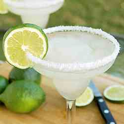 The Classic Frozen Margarita
