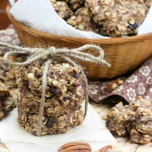 Way healthy oatmeal cookies