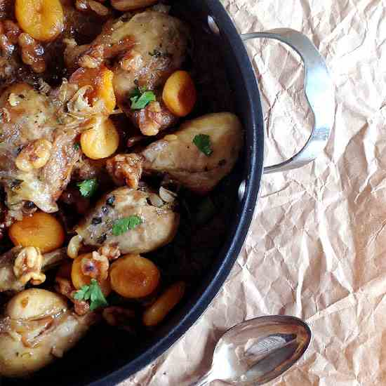 Sweet Chicken Tagine
