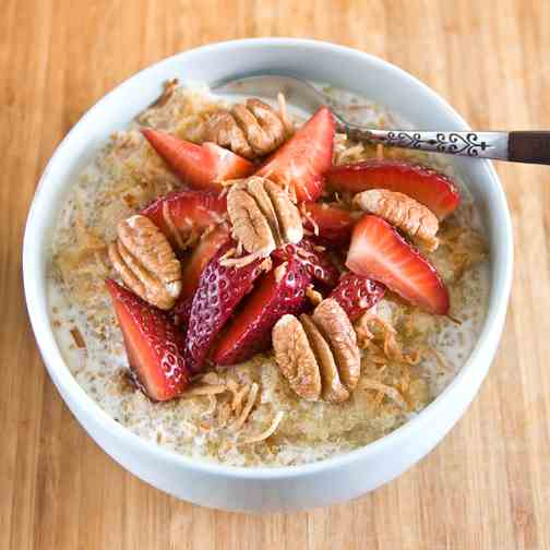 Tropical Breakfast Quinoa