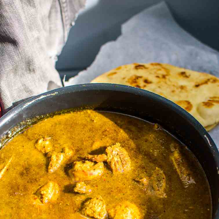 Quick Easy Chicken Curry Recipe - Easy Chi