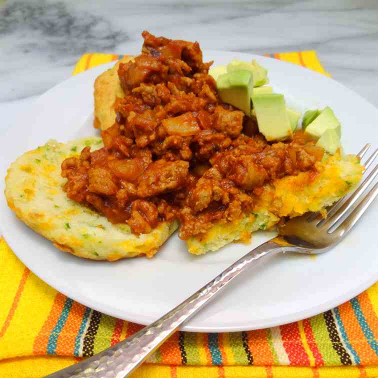 Southwestern Sloppy Joes