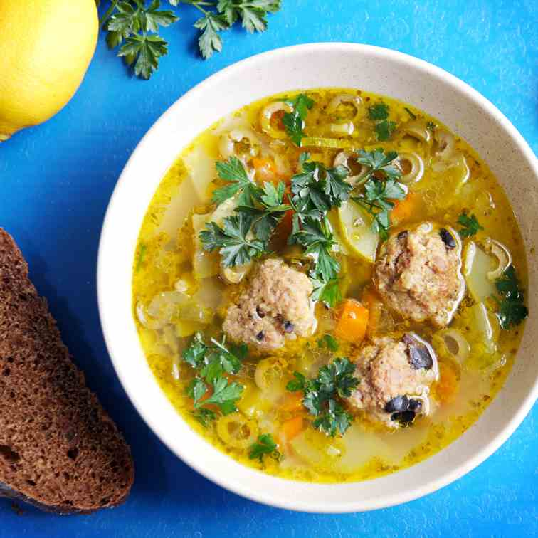 https-medmunch.com-greek-meatball-soup-