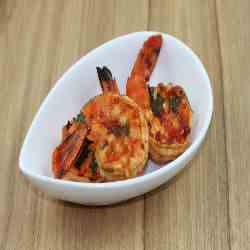 grilled sambal shrimp