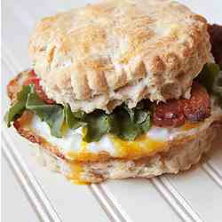 Fennel Breakfast Biscuits