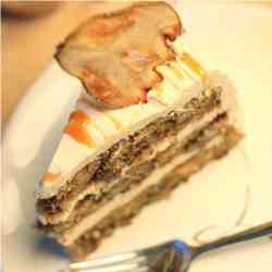Pear Layer Cake